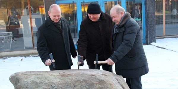 Revitalizace centra Orlove